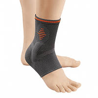 Orliman Sport спортивний м'який бандаж гомілковостопного суглоба з подушечками з техногеля