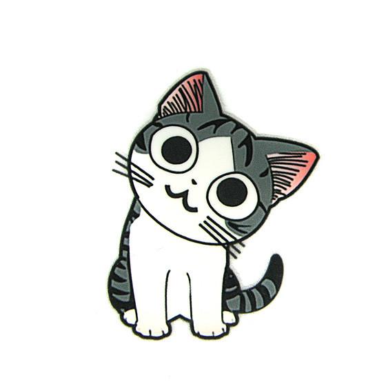 Термонаклейка для одягу дитячий Котик
