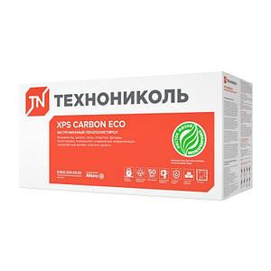 Екструзійний пінополістирол Техноніколь Carbon Eco Fas/2 S/1 1180x580x50 мм ціна за лист