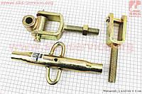Тяга навесного механизма (раскос) L=46-60см, d1=_____мм, d2=_____мм, DongFeng 244/240, Foton 240/244, Jinma