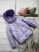 Весенняя куртка для девочек