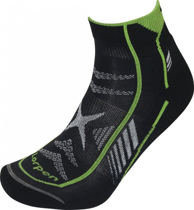 Шкарпетки Lorpen T3 Ultra Trail Running Padded X3UTP Black L (6210068 5010 L)