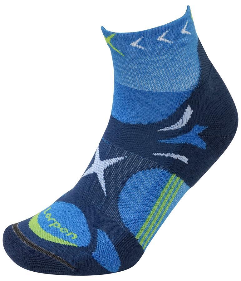 Шкарпетки Lorpen T3 Men's Trail Running Light X3LM Blue L (6210035 4245 L)