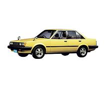 Toyota Carina 3 (1981 - 1984)