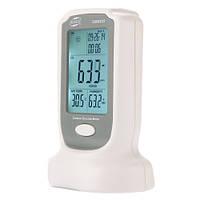 Газоаналізатор вуглекислого газу + термогігрометр (0-2000 ppm,0-50°C, 10-90%) BENETECH GM8802