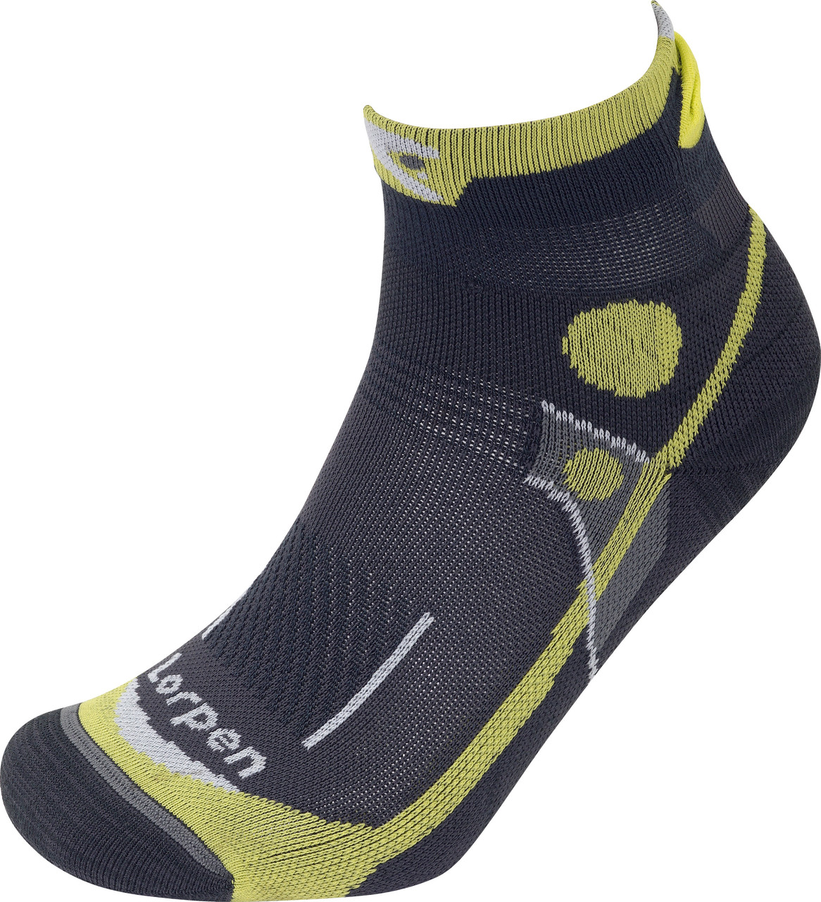 Носки Lorpen T3 Men's Ultra Trail Running Padded X3UTP17 Green Lime M (6210085 5448 M)