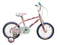 "Велосипед дитячий Forever Blue Cat 16"" рожевий"