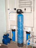 Фильтр комплексной очистки воды для квартиры (дома)