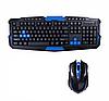 УЦЕНКА! Беспроводная игровая мышка с клавиатурой HK-8100, фото 2