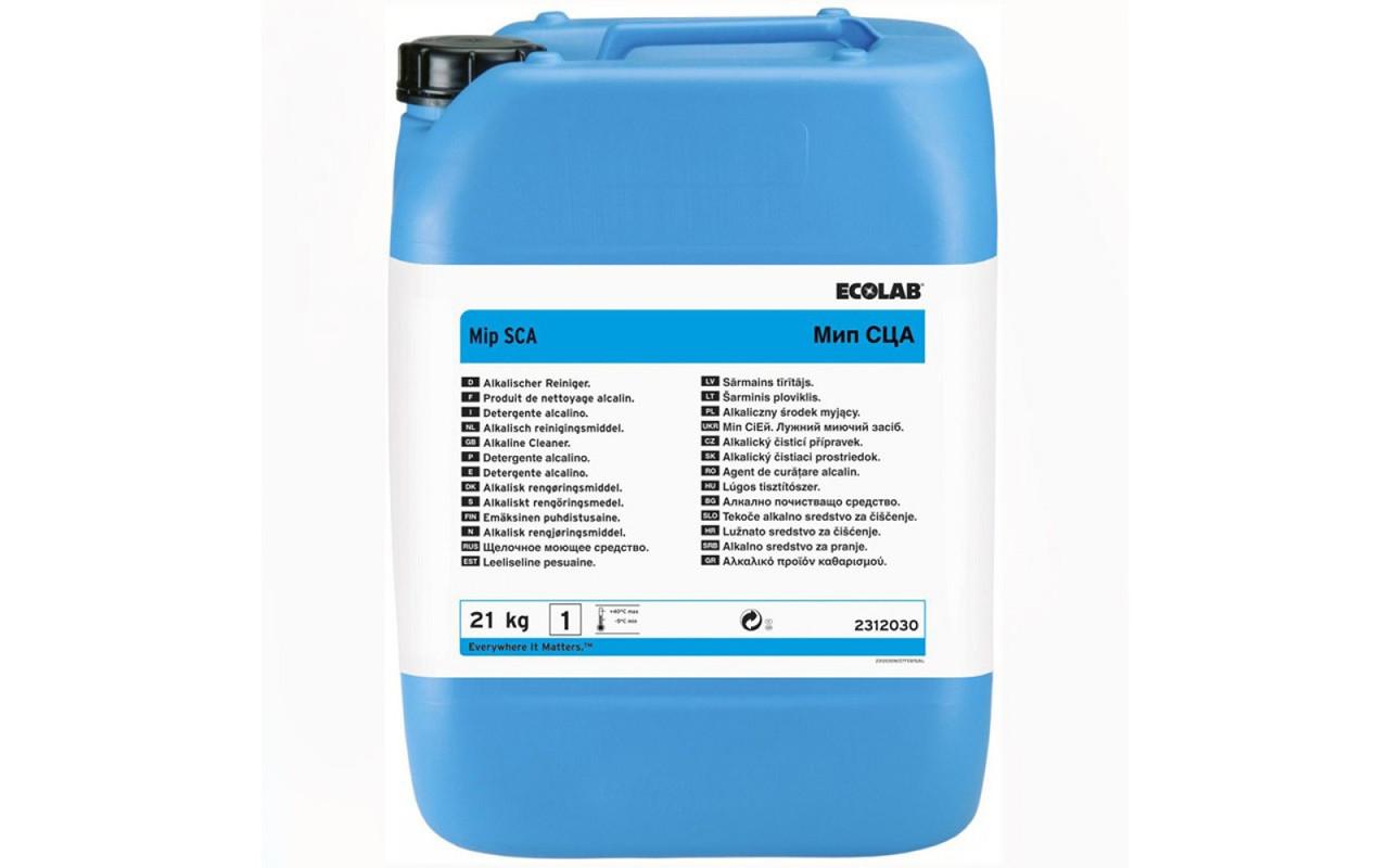 Концентрований засіб для дезінфекції бутлів Mip CA Р3 Ecolab 21 кг