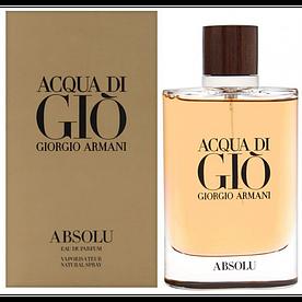 Мужская парфюмерная вода Giorgio Armani Acqua di Gio Absolu 100 мл