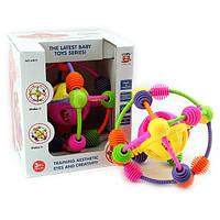 Выбираем игрушки ребенку от рождения до года
