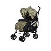 Детская коляска-трость LaBona S 010, зеленая (1241180100)