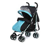 Детская коляска-трость LaBona S019B, голубая