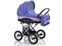 Детская универсальная коляска 2 в 1 Lonex Julia Baronessa JB-07