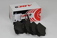 Гальмівні колодки передні (з датчиком) VW Transporter T5 2.0 / 1.9TDI / 2.5TDI 03- C1W045ABE ABE (Польща)