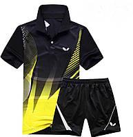 Теннисная форма Butterfly Black