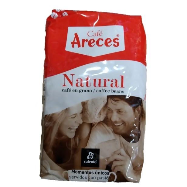 Кофе в зернах Areces Natural, 500 г