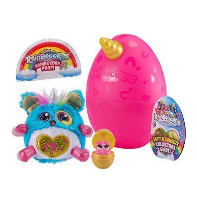 Мягкая игрушка-сюрприз Rainbocorn-E (серия Sparkle Heart Surprise)
