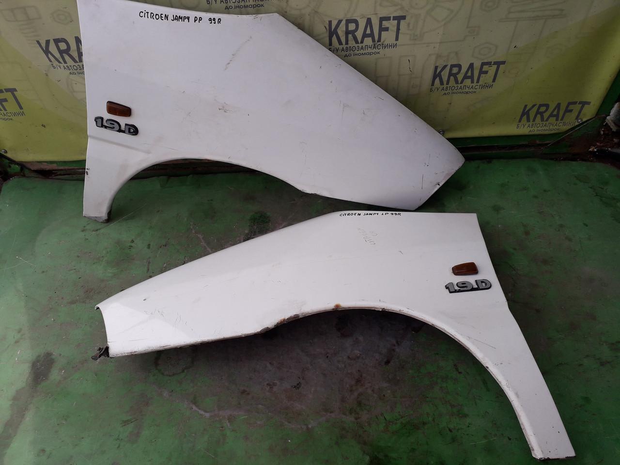 Крило переднє ліве для Citroen Jumper Fiat Scudo 1999