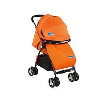 Детская коляска-книжка LaBona FK8122AB, оранжевая