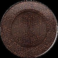 Решетка круглая медная Ø 125