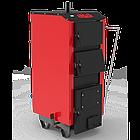 Котел твердотопливный 25 кВт Ретра-5М Classic Standart, энергонезависимый котел на твердом топливе, 5 мм, фото 6