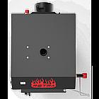 Котел на твердом топливе 32 кВт Ретра-5М Classic Standart, энергонезависимый(механический регулятор тяги), 5мм, фото 5
