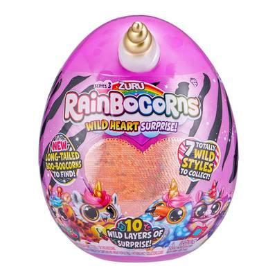 Мягкая игрушка-сюрприз Rainbocorn-G (серия 3)
