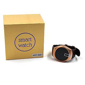 Часы Смарт часы Kingwear KW18 Gold