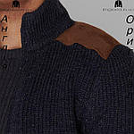Свитер мужской Kangol из Англии - зимний, фото 5