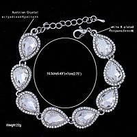Шикарный браслет для невесты