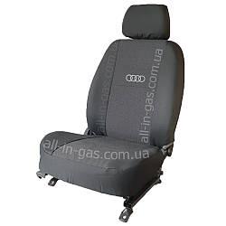 Чехлы на сиденья Audi 100 (C4) 1990-1997 / автомобильные чехлы Ауди 100 (без строчки)