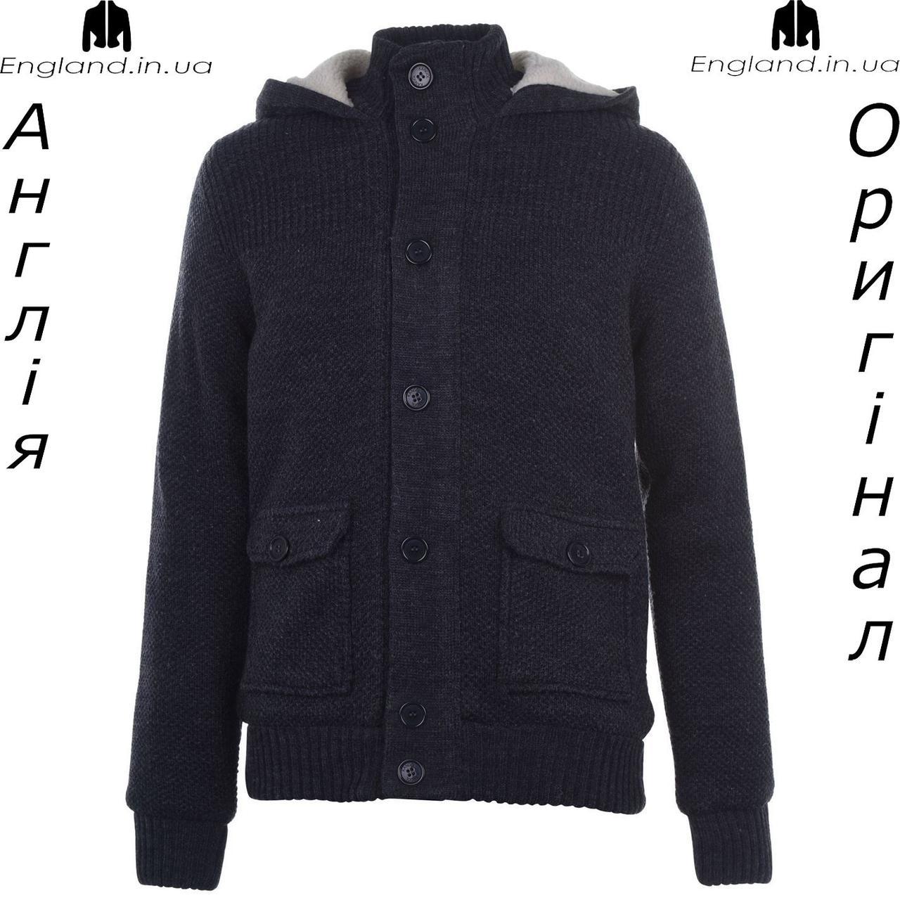 Куртка - светр чоловічий Kangol з Англії - зимова