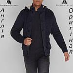 Куртка - светр чоловічий Kangol з Англії - зимова, фото 3