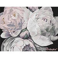 Картина по номерам Краски пионов Алесандра Озерова Идейка 50 х 65 см КНО13114