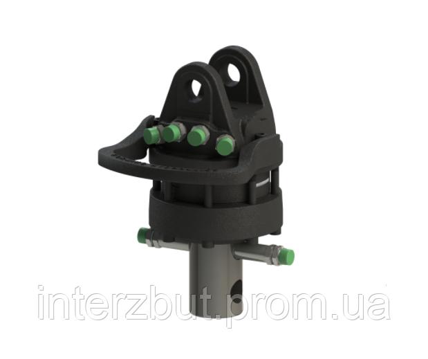 Ротатор гидравлический для грейфера манипулятора 6 тонн FHR 6LD1-78 Латвия FORMIKO Hydraulics