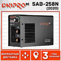 Сварочный аппарат IGBT Dnipro-M SAB-258N (2020)