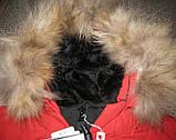 Canada Goose women's Kensington Parka жіночий пуховик, фото 5