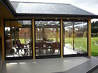 Мягкое окно для беседки, террасы Soft Glass Мягкое стекло для окон толщина 1.5 мм (шир.1.4 м) Прозрачное