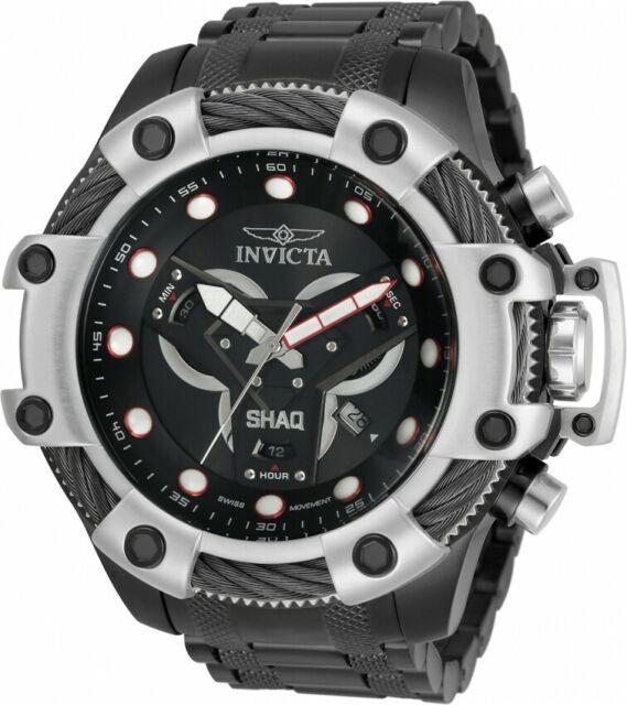 Чоловічий годинник Invicta 33656 Shaq O neal Bolt 58mm