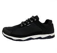 Кроссовки мужские демисезонные черные 44 размер