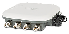 Зовнішня точка доступу Fortinet FortiAP U422EV, 802.11 ac хвиля 2, 3x3 радіоприймачів 2