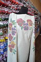 Женская заготовка сорочки СЖ-61
