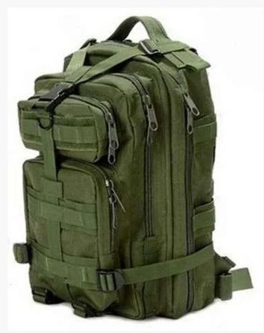 Військовий тактичний рюкзак 20 літрів 3D Pack Olive 2234