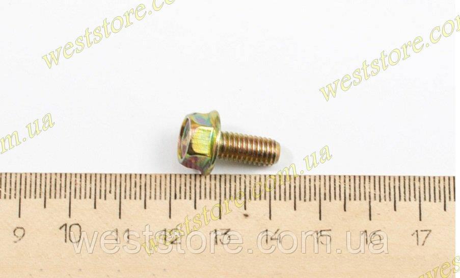 Болт крепления маслоприёмной трубки маслозаборника Ланос Lanos OE 94500125