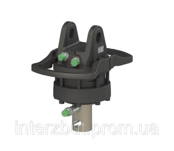 Ротатор гидравлический для грейфера манипулятора 6 тонн FHR 6LD2-68 Латвия FORMIKO Hydraulics