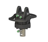 Ротатор гидравлический для грейфера манипулятора 6 тонн FHR 6LD2-68 Латвия FORMIKO Hydraulics, фото 1