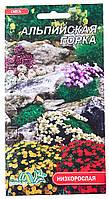 """Семена - цветочное покрытие """"Альпийская горка""""  0,1 г"""