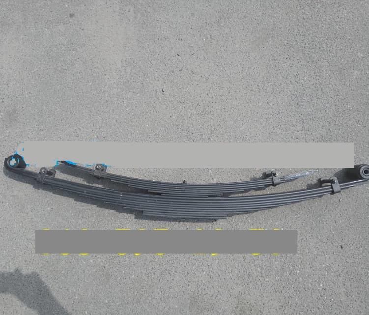 Рессора задняя в сборе JAC 1020 (Джак 1020)